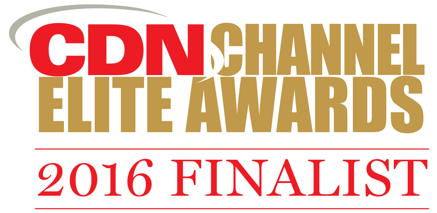 CDN Channel Elite Awards Finalist 2016