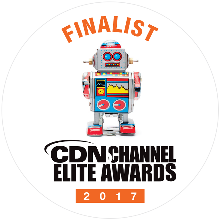CDN Channel Elite Awards Finalist 2017: Small Business Solutions
