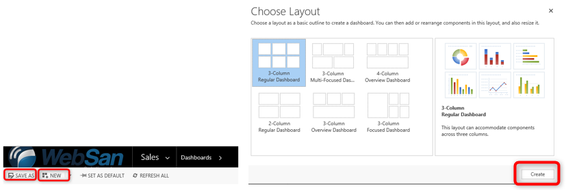 See what matters most with Dynamics 365 Dashboards