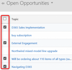 Sharing pic 2 Dynamics 365: Share and Share Alike